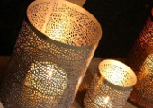Beauvue Candle Holders