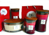 Woodwick Christmas Candles