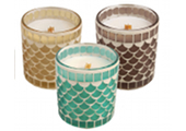 Woodwick Mosaic Collection