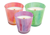 Woodwick Watercolour Candles