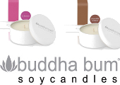 Buddha Bum Candles