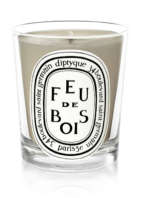 Diptyque feu de bois wood fire scented candle buy for Buy diptyque candles online