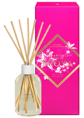 Ecoya Botanicals Oriental Lily And Patchouli Room Diffuser