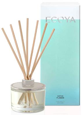 Ecoya Lotus Flower Room Diffuser Buy Ecoya Diffusers