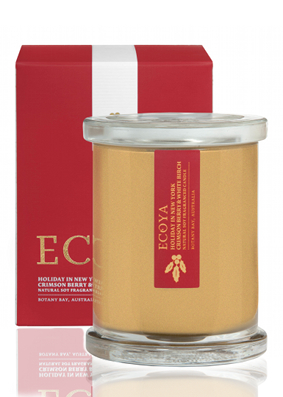 Ecoya New York Christmas Candle....Last Stock Available