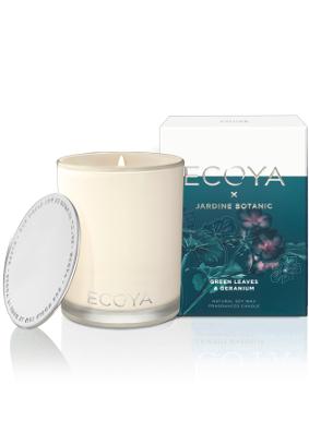 Ecoya X Jardine Botanic, Green Leaves U0026 Geranium Scented Candle