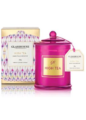 Glasshouse avallon limited edition candle clothing | archfashion.