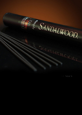 Simply Sandalwood Incense Sticks
