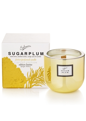 Sohum Christmas Sugarplum Candle
