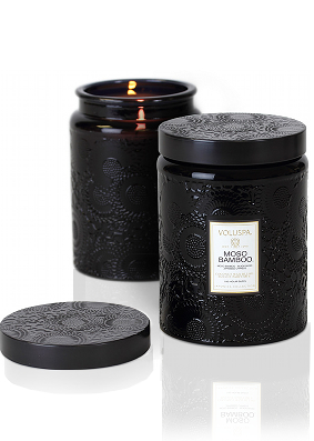 Voluspa Japonica Moso Bamboo 100hr Candle