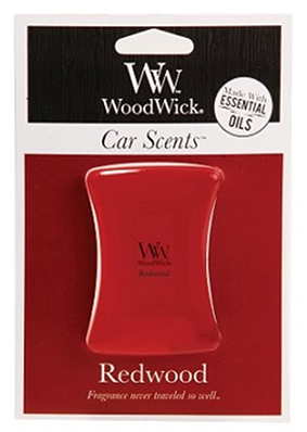 Woodwick Redwood Car Scent
