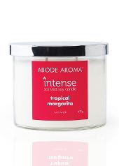 Abode Aroma Intense Tropical Margarita Candle