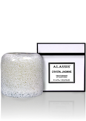 Alassis Crystal Jasmine Candle ...Last Stock Available!