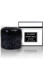 Alassis Midnight Vanilla Candle ...Last Stock Available!