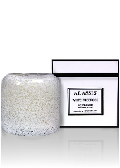 Alassis Tuberose White Candle...Last Stock Available
