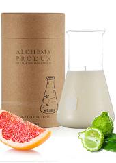 Alchemy Produx Pink Grapefruit & Bergamot Conical Flask Candle