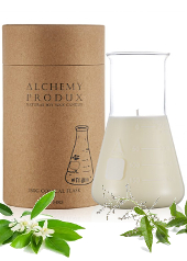 Alchemy Produx May Chang & Neroli Conical Flask Candle
