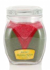Aloha Bay Holiday Spirit Jar Candle...Last stock available