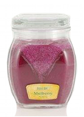 Aloha Bay Mulberry Jar Candle...last stock available