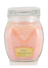 Aloha Bay Sandalwood Jar Candle...last stock available
