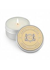 Aquiesse Sandalwood Vanille Travel Tin Candle