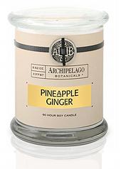 Archipelago Signature Pineapple Ginger Jar Candle