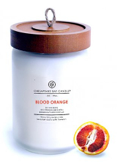 Chesapeake Bay Blood Orange Large Candle  ....Last Stock Available