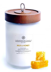 Chesapeake Bay Milk & Honey Large Candle ....Last Stock Available