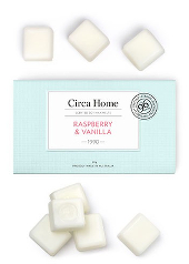 Circa Home 1990 Raspberry & Vanilla Wax Melts  ....Last Stock Available