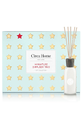 Circa Home 2015 Christmas Trio Mini Diffuser Gift Set