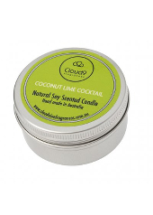 Cloud Nine Coconut Lime Travel Tin Candle