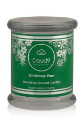 Cloud Nine Christmas Pine Candle
