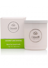 Cloud Nine Coconut Lime Scented Candle