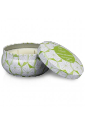 Cloud Nine Coconut Lime Tin Candle