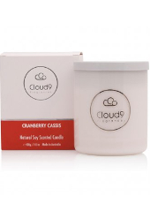 Cloud Nine Cranberry Cassis Scented Candle