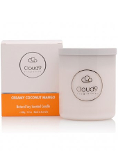 Cloud Nine Creamy Coconut Mango Scented Candle