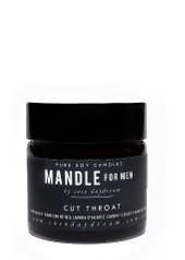 Coco Daydream Small Cut Throat Mandle Candle