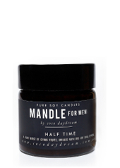 Coco Daydream Small Half Time Mandle Candle