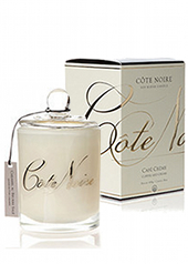 Côte Noir 225g Coffee & Cream Candle...Last Stock Available