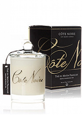 Côte Noir 225g French Morning Tea Candle...Last Stock Available