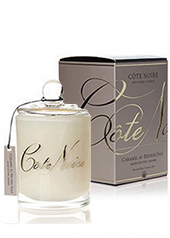 Côte Noir 225g Salted Buttered Caramel Candle...Last Stock Available