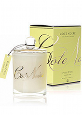 Côte Noir 225g Summer Pear Candle...Last Stock Available