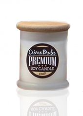 Eclectika Home Creme Brulee Candle...Last Stock Available