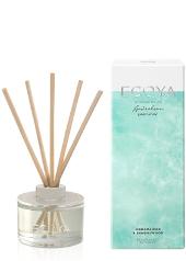 Ecoya Coastal Aquamarine & Sandalwood Limited Edition Mini Reed Diffuser