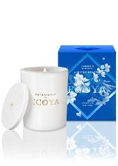Ecoya Jasmine & Bluebell Limited Edition Botanical Jar Candle