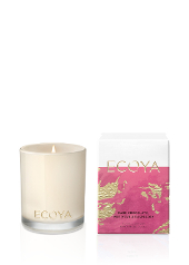 Ecoya 2017 Dark Chocolate, Meringue & Raspberry Pocket Christmas Candle