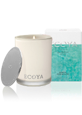 Ecoya Coastal Kowhai & Fig Limited Edition Madison Jar Candle