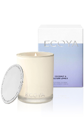 Ecoya Coconut & Elderflower Madison Jar Candle