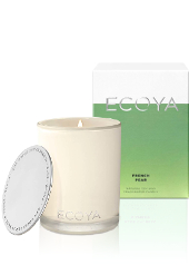 Ecoya French Pear Madison Jar Candle
