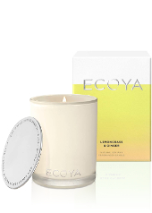 Ecoya Lemongrass & Ginger Madison Jar Candle